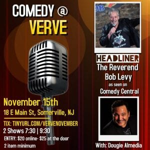 Nov 15, 2019 - Verve- Somerville, NJ.