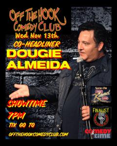 Nov 13, 2019 - Off the Hook Comedy Club - Naples, FL