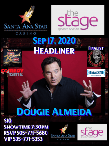 Sept. 17th, 2020 - Santa Ana Star Casino - Santa Ana Pueblo, NM.