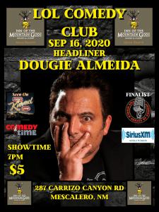Sep 16, 2020 - Inn of the Mountain Gods- Mescalero, NM.